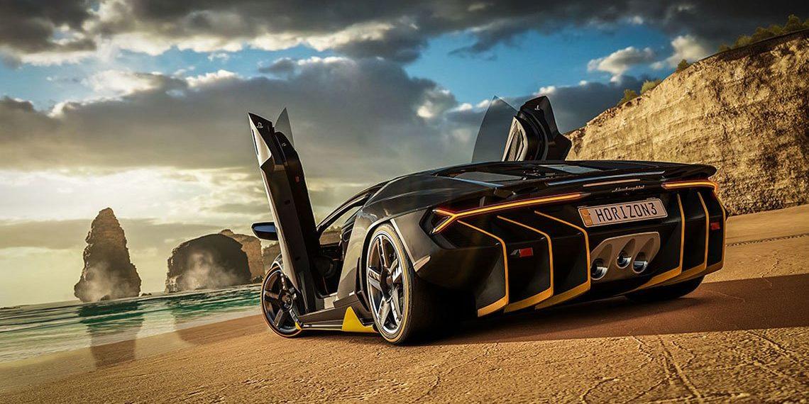 Forza Horizon 3 © Microsoft Game Studios/Playground Games