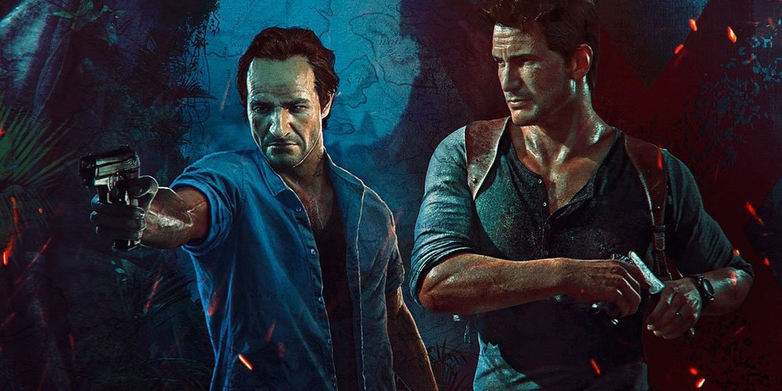Uncharted 4: A Thiefs End © Naughty Dog/SCEA