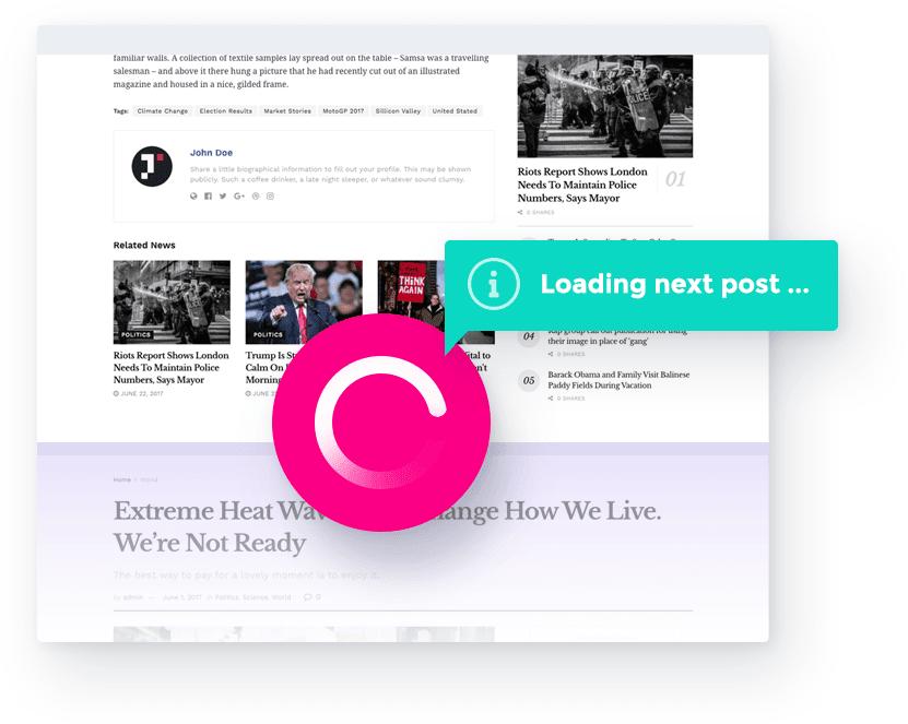 JNews – Best WordPress News, Blog, Newspaper & Magazine Theme in 2019