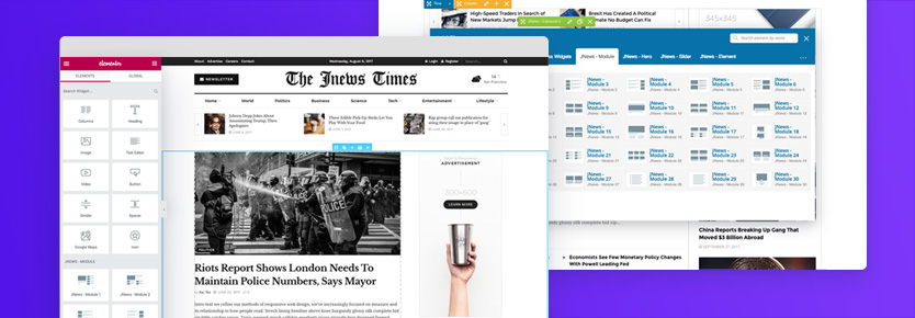 JNews – Best WordPress News, Blog, Newspaper & Magazine