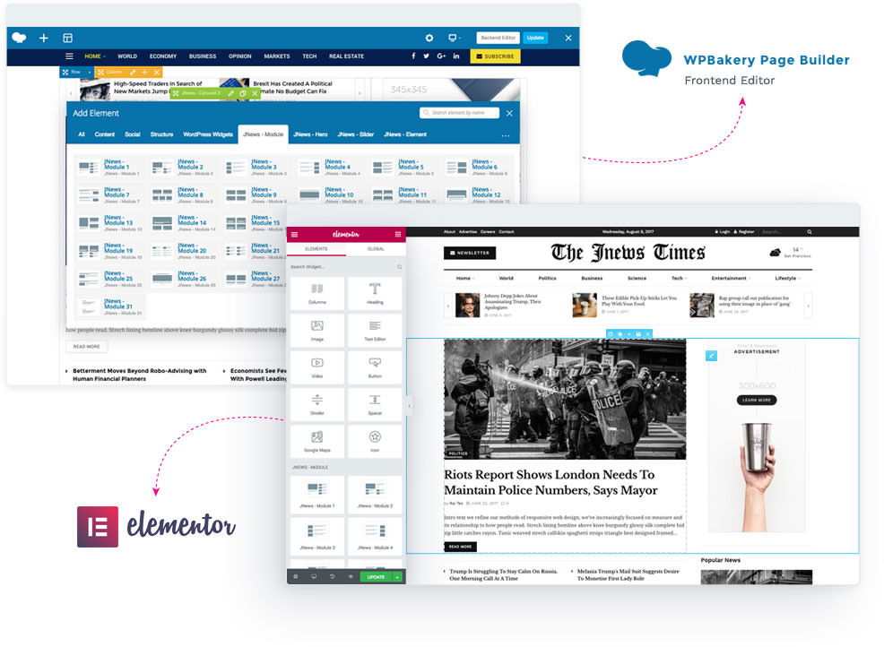 JNews – Best WordPress News, Blog, Newspaper & Magazine